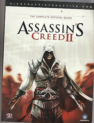 Piggybackinteractive:The Complete Official Guide Assassin's Creed 11