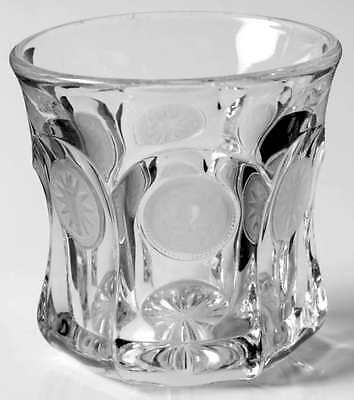 Fostoria COIN GLASS CLEAR Old Fashioned Glass 145455