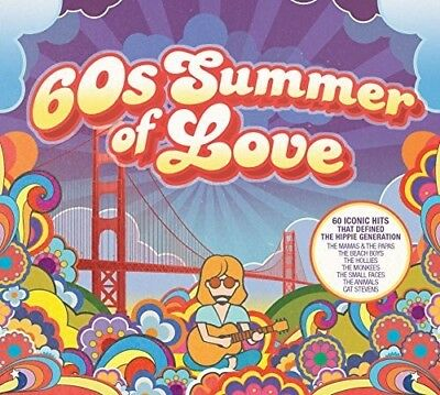 Various Artists - 60s Summer Of Love / Various [New CD] UK - Import