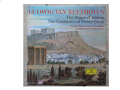 Dgg 2545002 * Beethoven * The Ruins Of Athens * Bpo / Klee Made In England
