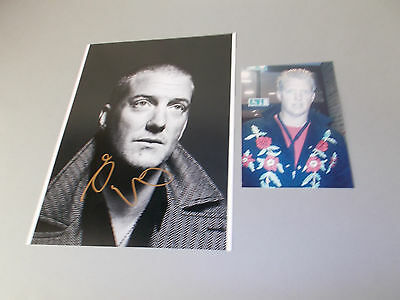 Josh Homme Queens of the Stone Age signed signiert Autogramm 20x27 Foto in per.
