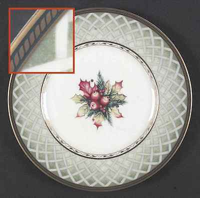 Fitz & Floyd WINTER HOLIDAY Salad Plate 5530565