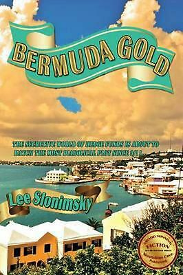 Bermuda Gold by Lee Slonimsky (English) Paperback Book Free Shipping!
