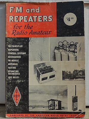 ARRL FM and Repeaters for the Radio Amateur from 1972
