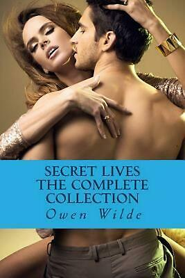 Secret Lives: The Complete Collection by Owen Wilde (English) Paperback Book Fre