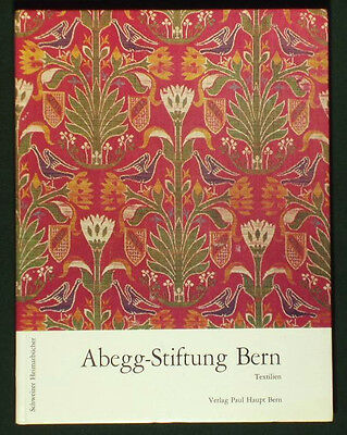 BOOK Abegg-Stiftung Historic Textile Collection ancient Coptic Italian vestment