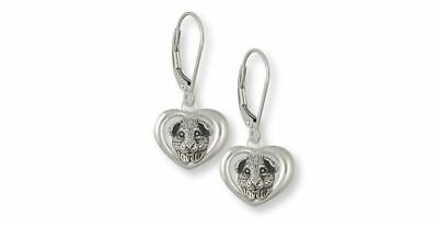 Guinea Pig Earrings Jewelry Sterling Silver Handmade Piggie Earrings GP4-E