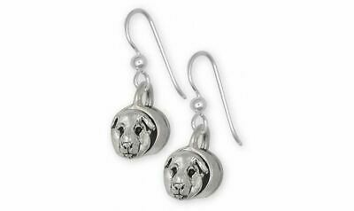 Guinea Pig Earrings Jewelry Sterling Silver Handmade Piggie Earrings GP12-E