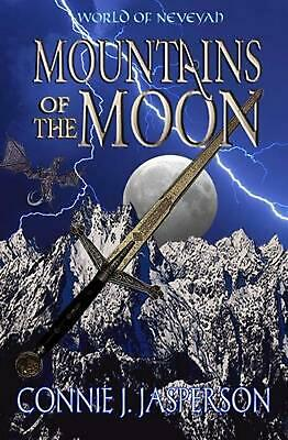 Mountains of the Moon by Connie J. Jasperson (English) Paperback Book