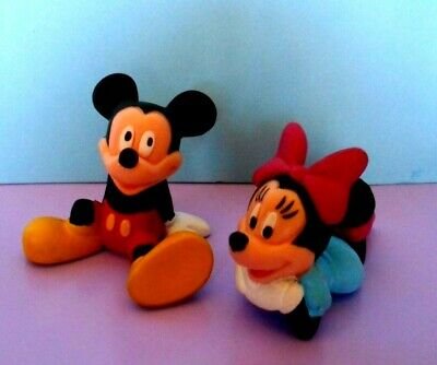 DISNEY  BULLY Minni +i Mickey Mouse (Topolino)