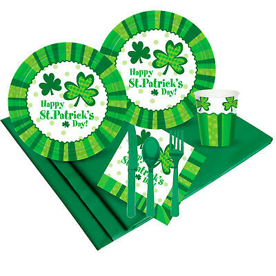 Happy St. Patrick's Day Cheer Party Pack (60)