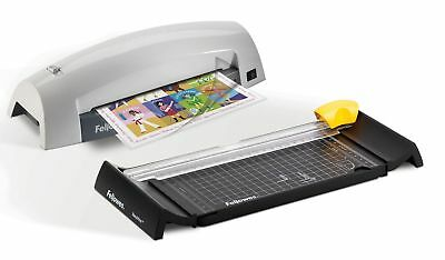 Fellowes Lunar A4 Laminator and Trimmer Craft Pack. From the Argos Shop on ebay
