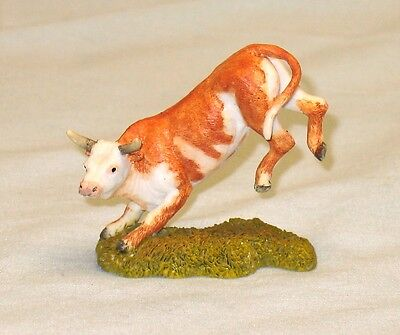Country Artists Mini Bucking Bull Figurine