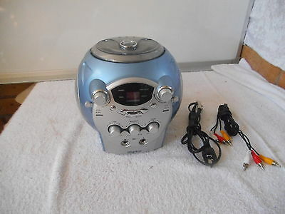 Digitor A1464 Karaoke Machine with CD Player CD+G, CD, And CD-R Discs
