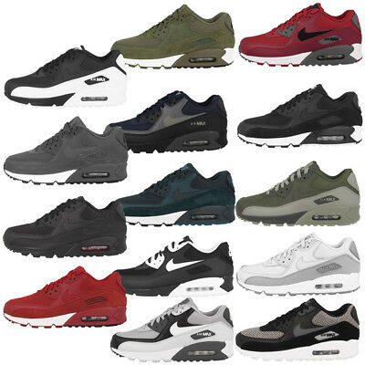 Nike Air Max 90 Essential Sneaker Freizeit Schuhe Classic BW Command OG 537384