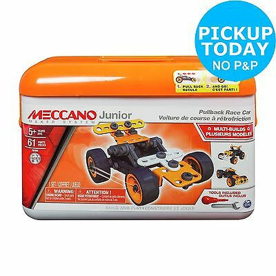 Meccano Junior Tool Box. From the Official Argos Shop on ebay