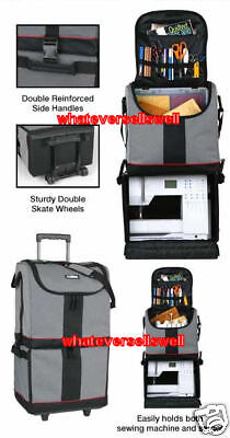 Tote Express Artbin Craft Sewing Storage Trolley Bag