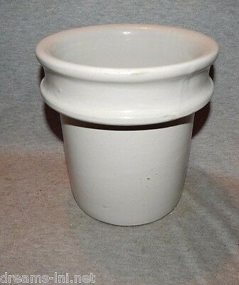RED WING USA 1 GALLON 2 RING CROCK STEAMER INSERT Stoneware No Chips