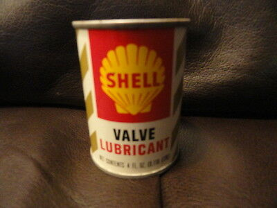 Shell Valve Lubricant 4 OZ - Original NOS (New Old Stock) - SHELL OIL COMPANY