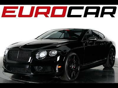 2014 Bentley Continental GT V8 S 2014 Bentley Continental GT V8 S - Diamond Quilted Interior, Indented Headlining