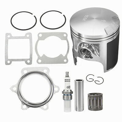For Yamaha Blaster 200 YFS200 Piston Gasket Piston Rings Top End Kit 1988-2006