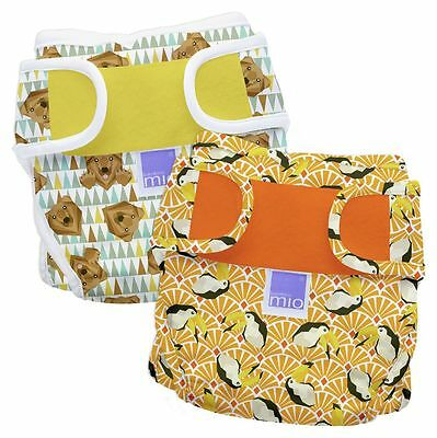Bambino Mio Miosoft Nappy Covers Size 1 - Touco & Grizzly :From Argos on ebay