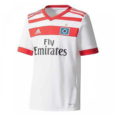 adidas Kinder Hamburger SV Home Trikot 17/18