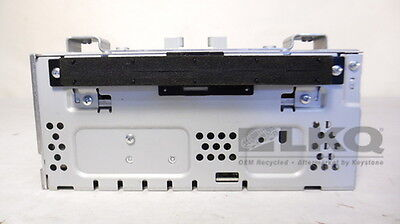 2013 2014 2015 Ford Escape Single Disc CD MP3 Player Radio Receiver OEM