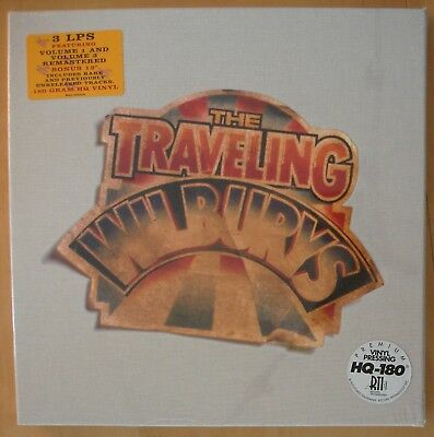 The Traveling Wilburys - The Traveling Wilburys LP Box Set
