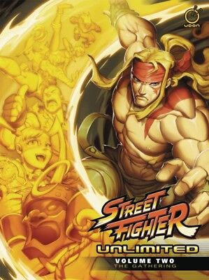 STREET FIGHTER UNLIMITED VOLUME 2 THE GA, Huang, Edwin, Cruz, Jef...