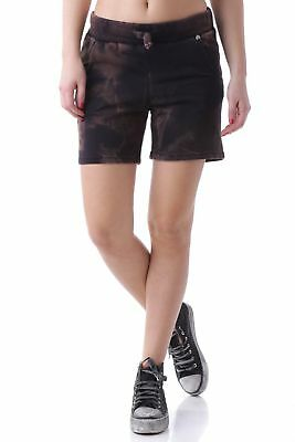 Bray Steve Alan VI-H553 Shorts donna - colore Marrone IT