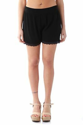 Fornarina VI-FRN0290 Shorts donna - colore Nero IT