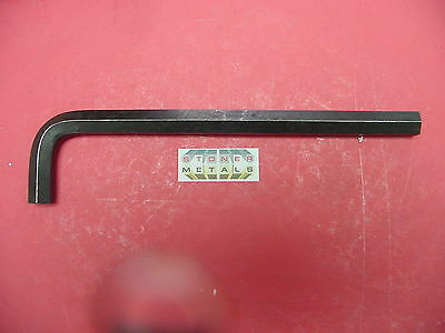 New ALLEN 14mm metric Hex L Key Wrench Long Arm 58090 Made in USA