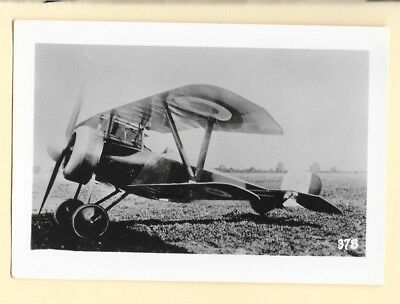 WWI French Nieuport 17 Fighter - Airbooks of New Rochelle NY Photo