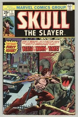 Skull the Slayer #1, #2, #3, #4, #5, #6, #7 and #8 Complete Set