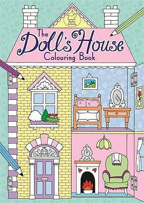 Doll's House Colouring Book (Buster Activity), , New