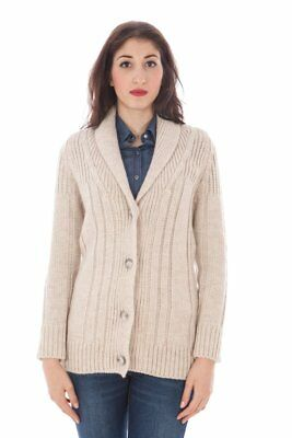 Fred Perry BO-31372022 Damen Strickjacke - farbe Beige CH
