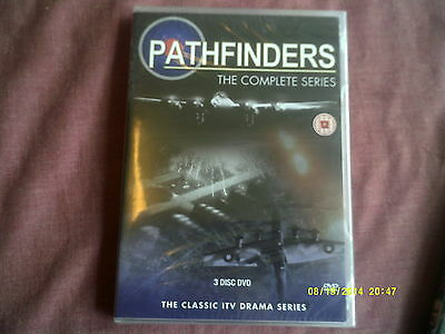 THE PATHFINDERS COMPLETE SERIES 3 disc DVD-NEW/SEALED WWII