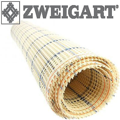 Zweigart Latch Hook Rug Canvas Various Sizes 3 Hpi 100x100cm For Rug Making
