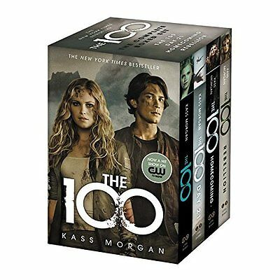 The 100 Complete Boxed Set - Paperback NEW Kass Morgan(Aut 3 Jan. 2017