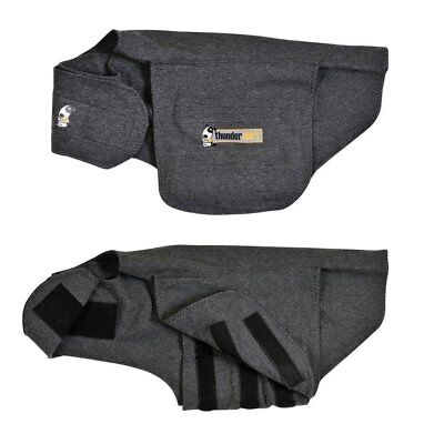 Thundershirt Anxiety Coat for Dog, Heather Grey - (XXS to XXL)