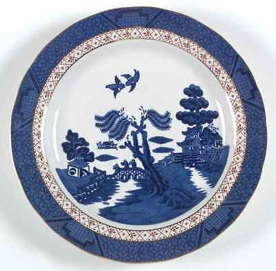 Royal Doulton REAL OLD WILLOW (MADE IN CHINA) Salad Plate 5713952