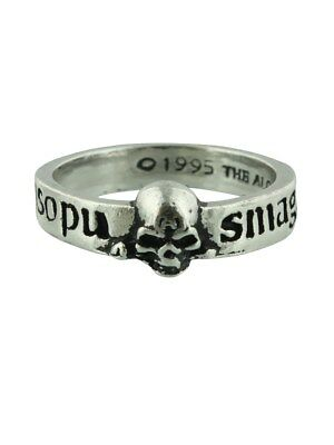 Great Wish Alchemy Gothic Pewter Ring