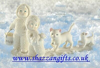 Snowbabies Caring For All of God's Creatures. New & Boxed