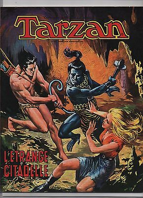 TARZAN. L'étrange citadelle.  SAGEDITION 1977 Collection Appel de la Jungle