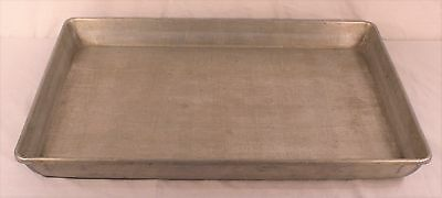 "VTG Commercial Aluminum Cookware Baking Sheet Cake Pan 25 1/2"" x 17 1/2"" x 2"""