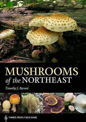 Mushrooms of the Northeast: Timber Press Field Guide by Timothy J. Baroni (Engli