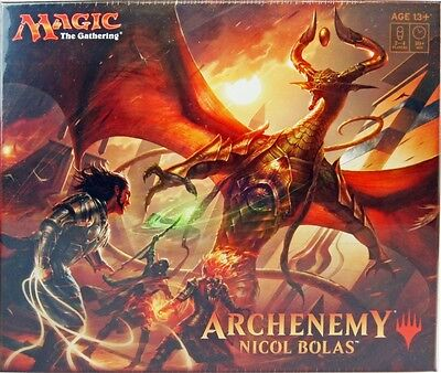 Magic the Gathering : Archenemy - Nicol Bolas - englisch MtG Trading Card Game