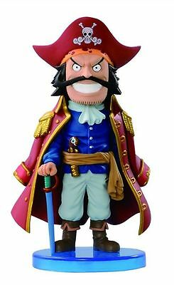 One Piece Gol D. Roger Mini World Collectible Figure *NEW*