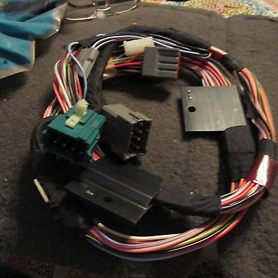 Nos 1984 1988 Ford Ranger Bronco Ii ez wiring mini 21 circuit street rod wiring harness picclick  at mifinder.co